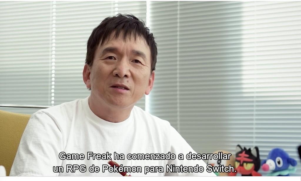 Rpg De Pokemon En Nintendo Switch