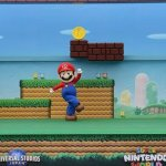 Nintendo's attempt to recreate a 'Mario' level IRL gets an A for effort