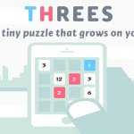 When 'Threes' first launched, there was no way to beat it