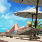 Weird game about girls in bikinis is getting a VR sense edition where you can *smell* them now, too