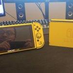 Pokémon-themed Switch is amazing, but the OG fat Pikachu shoutout makes it