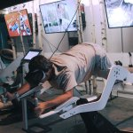 Get lost inside this virtual reality arcade