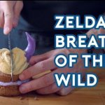 Learn how to cook delicious food from 'Zelda: Breath of the Wild'