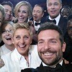 Los selfies fueron (casi) un accidente