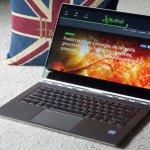 Lenovo Yoga 920, análisis: un convertible con pantalla 4K UHD y lápiz digital al que es difícil resistirse