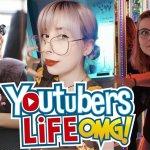 Youtubers jugando a Youtubers Life OMG!: «Este juego es tan realista que me está haciendo sentir mal»