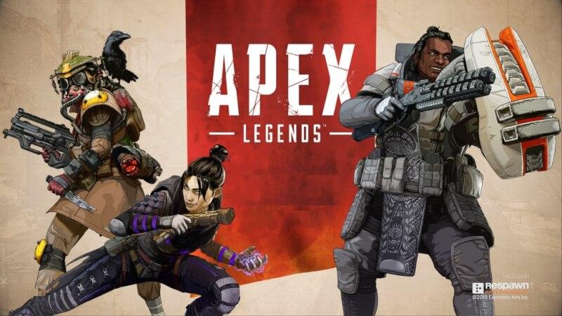 'Apex Legends' a la conquista de 'Fortnite': ya tiene 25 millones de usuarios a sólo una semana de su lanzamiento