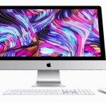 Apple renueva sus iMac de 21 y 27 pulgadas: más potentes, pero aún condenados por el disco duro de 5400 RPM