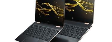 El nuevo HP Spectre x360 sorprende con su diseño angular y con su interruptor para desconectar la webcam